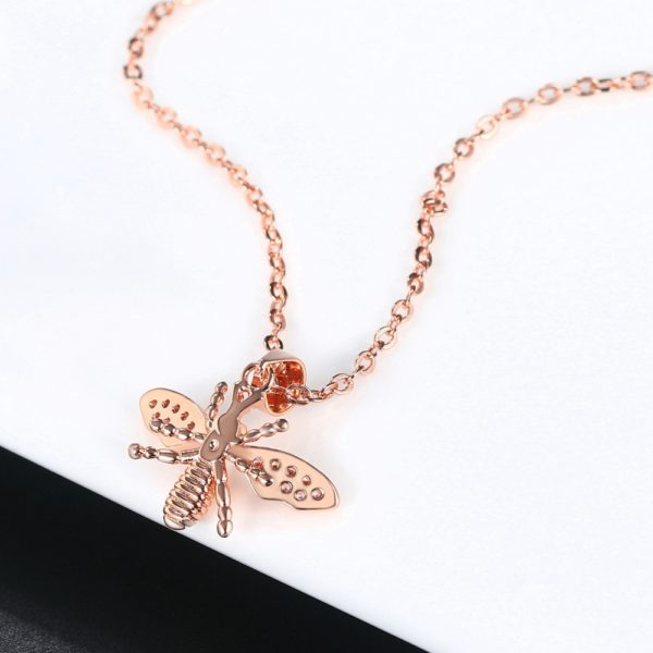 honey bee necklace pandora