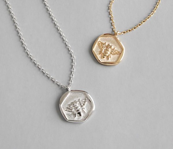 james avery bumble bee necklace