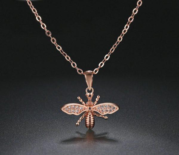 honey bee necklace james avery