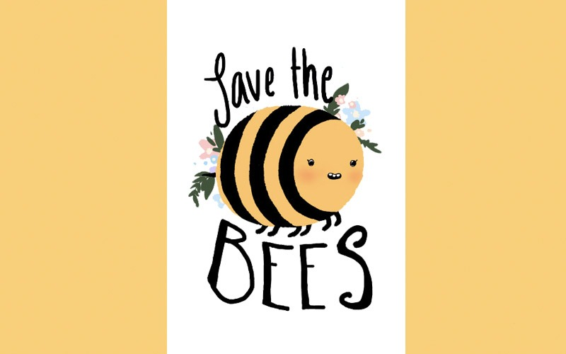 Save The Bees – Join the Mission Saving Bees